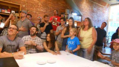 Barista Magazine: The KC Community Comes Together to Raise Money for Colombian Producing Family