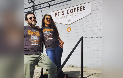 Kansas City Star: PT's Coffee Roasting Co. Celebrates 20th Anniversary
