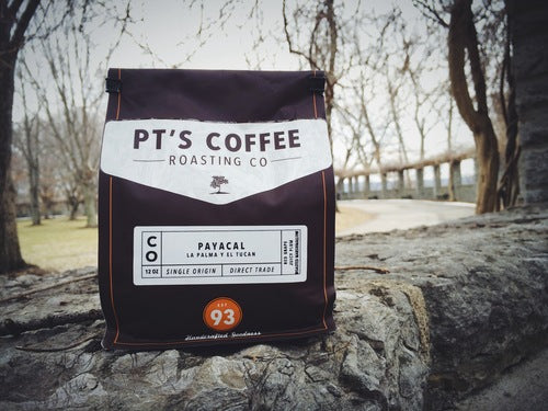 Abandon Coffee: PT's Coffee - Payacal, Colombia