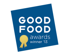 PT's Coffee Good Food Awards Winner 2013