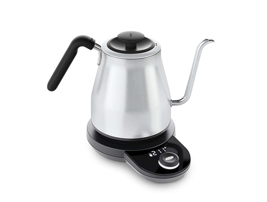OXO Adjustable Temperature Gooseneck Electric Kettle