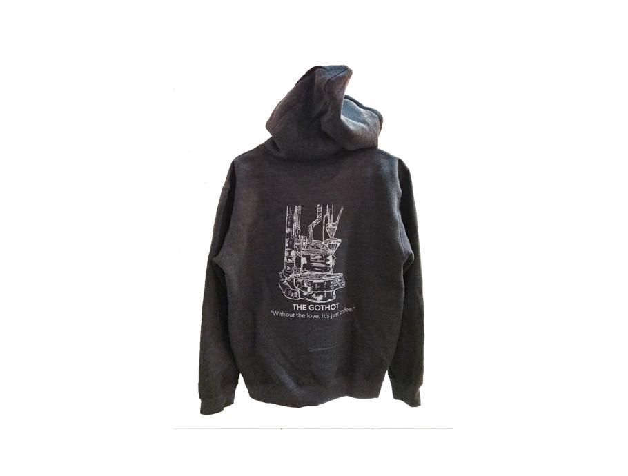 PT's Coffee Roasting Co. Gothot hoodie