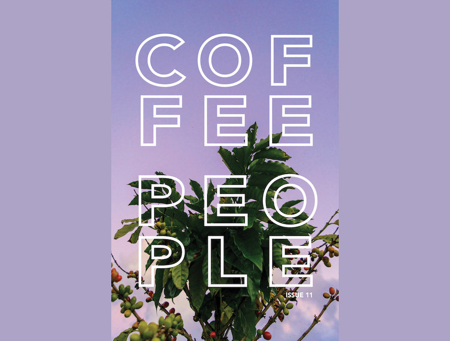 Coffee People Zine / Issue 11