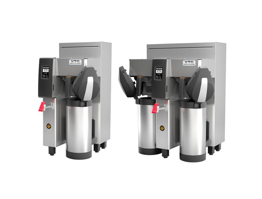 FETCO 2131XTS and 2132 XTS commercial brewers