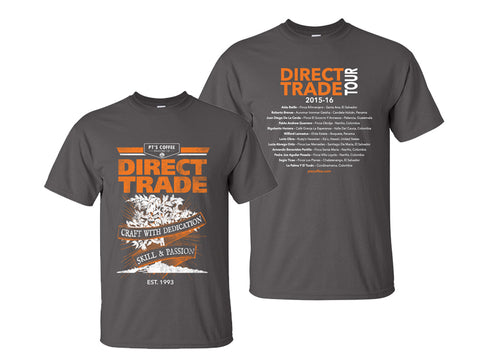 PT's Signature Direct Trade 2015-16 T-Shirt