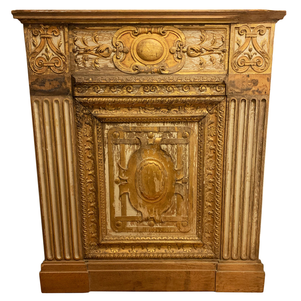 18th Century French Panel