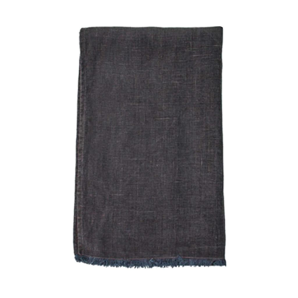 Grey Linen Tea Towel