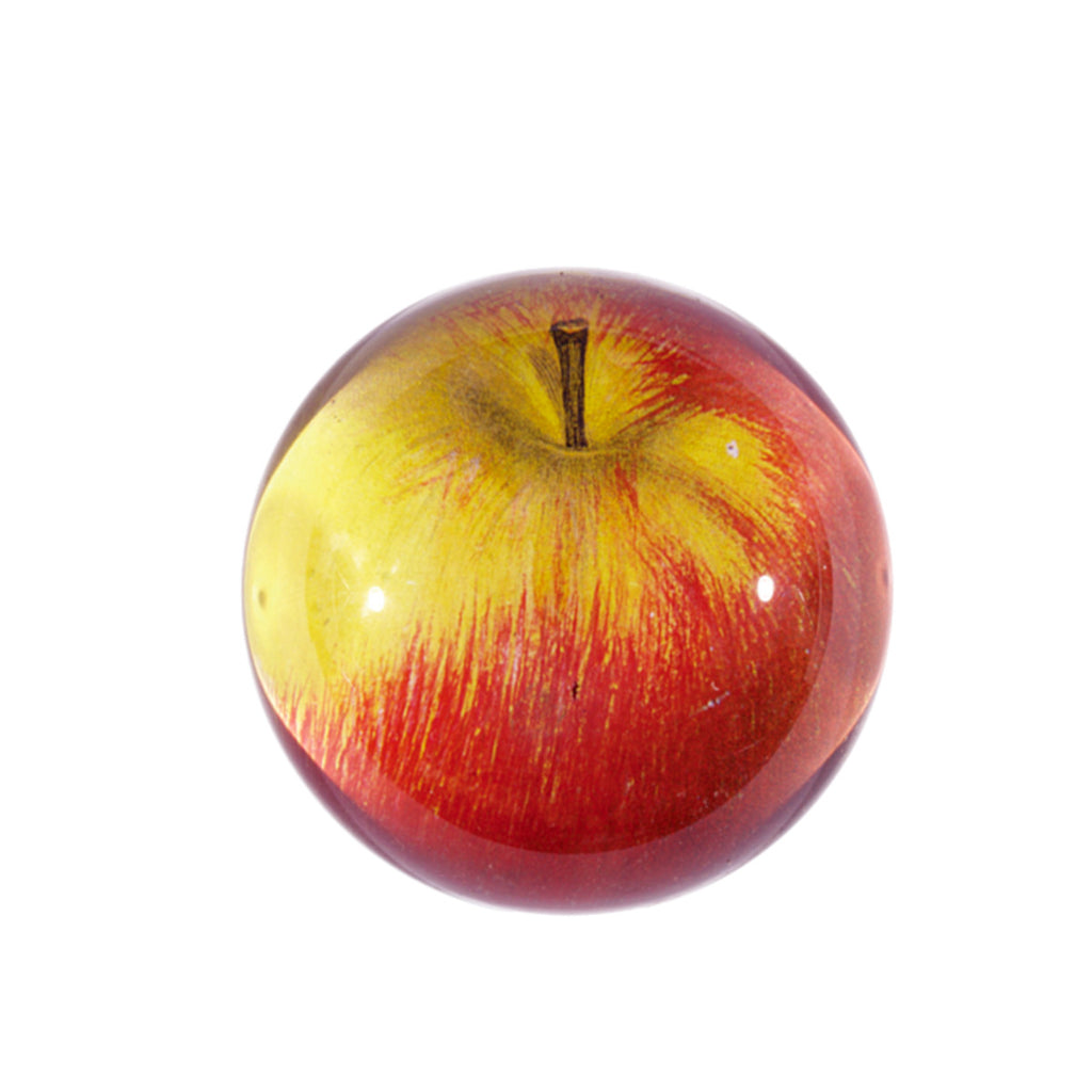 John Derian Apple Paperweight