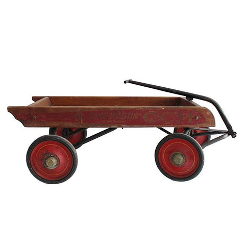 Vintage CCM Child's Wagon