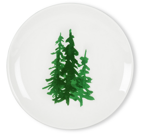 Evergreen tree Coin Dish
