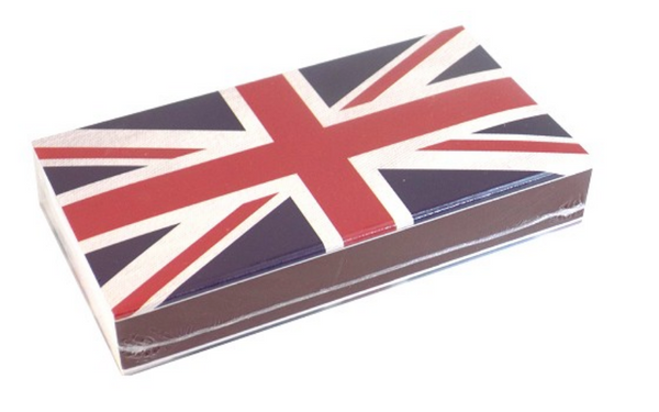 Union Jack Match Box