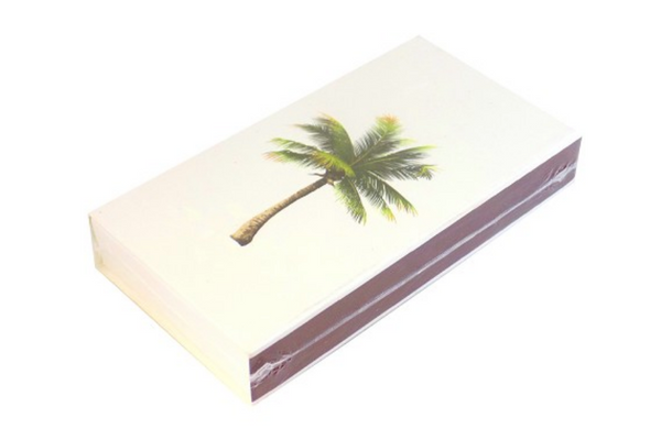 Palm Tree Match Box