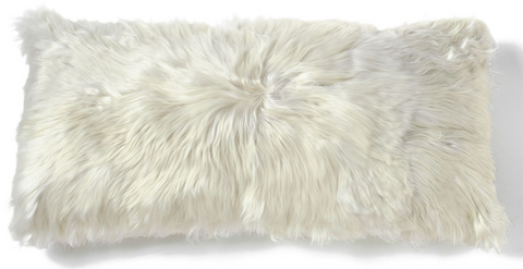Alpaca Ivory Pillow