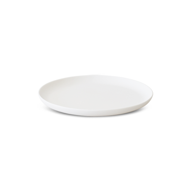 Tina Frey White Round Serving Tray