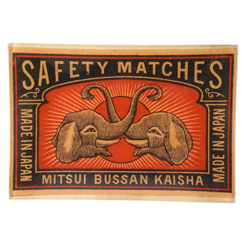 John Derian Showering Safety Matches Tray