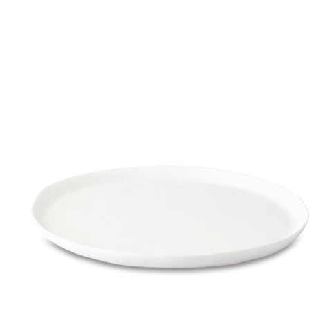 Extra Large Round White Tray