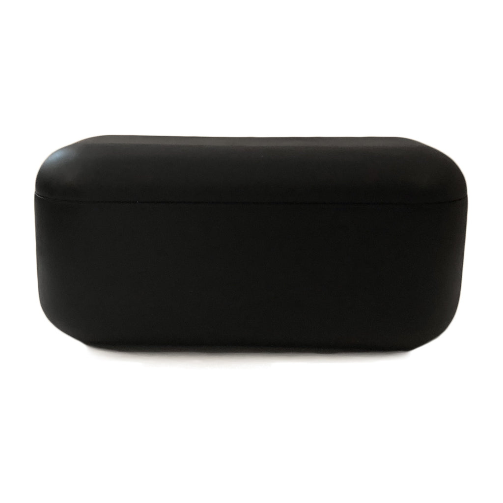 Tina Frey Black Lidded Snack Box