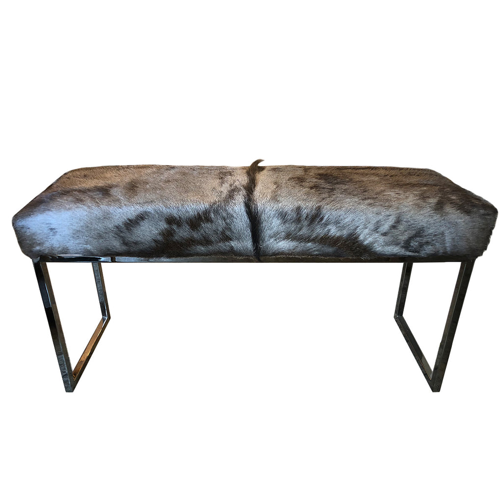 "Wildebeest Bench ""U"" Base Bench"