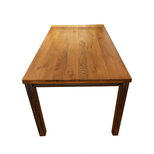 Parsons Oak Dining Table