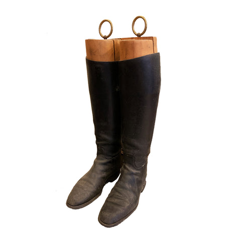 Pair Of Vintage Riding Boots