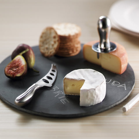 Slater Cheese Serving Set