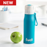 Fuel sport bottle, stainless steel 17 oz