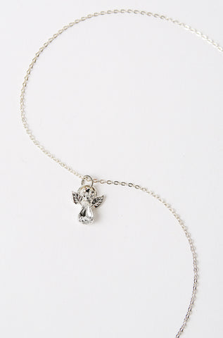 Guardian Angel Chain and Pendant