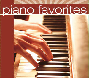 CD Piano Favorites