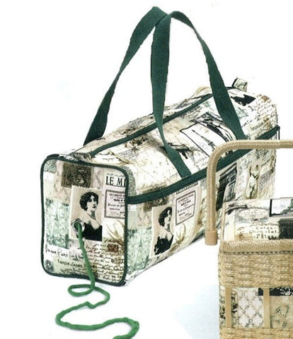 Knitting Bag Vintage