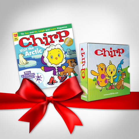 Chirp Magazine - Subscription