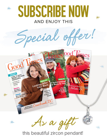 Special Offer Good Times - One Year Subscription