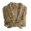 Sand Coral Fleece Robe