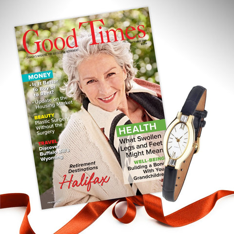 Special offer Good Times Magazine