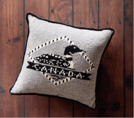 Looney Canada pillow