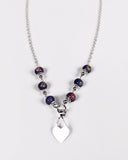 Murano Glass Necklace - Mia