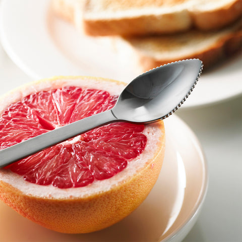 Stainless steel Grapefruit spoon