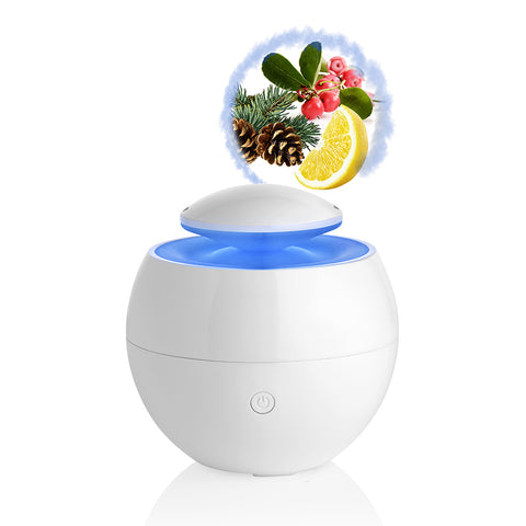 ULTRASONIC DIFFUSER HUMIDIFIER OXYGEN