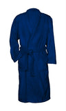 Navy Mink Luxury Robe