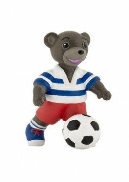 LITTLE BEAR  PLAYING BALL FIGURINE