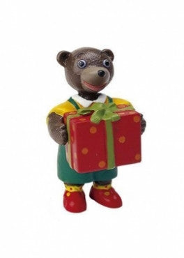 LITTLE BEAR GIVING GIFT FIGURINE