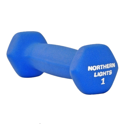 Northern Lights Dumbbells Pair