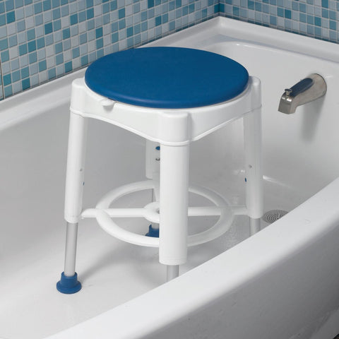 Rotating Bath Stool