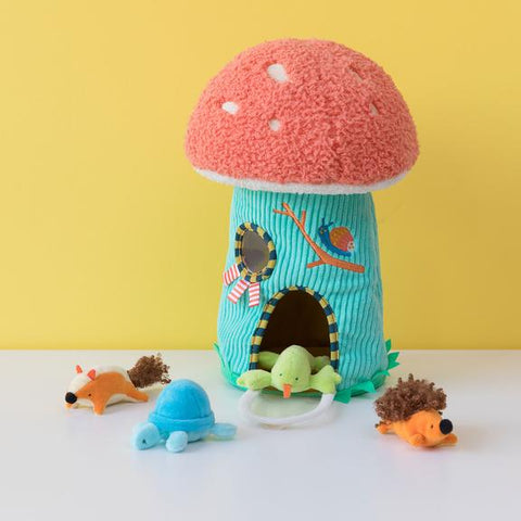 Toadstool Cottage fill-n-spill