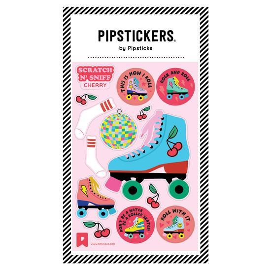 Roll With It Scratch and Sniff Pipstickers