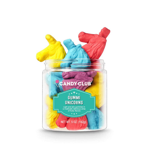 Gummy Unicorns