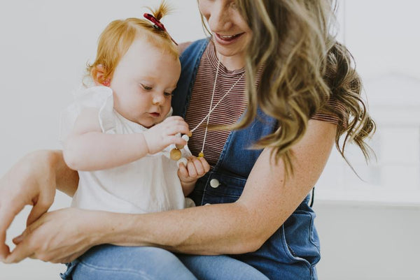 The McKenzie - Teething Necklace
