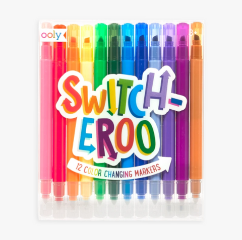 Switcheroo Markers
