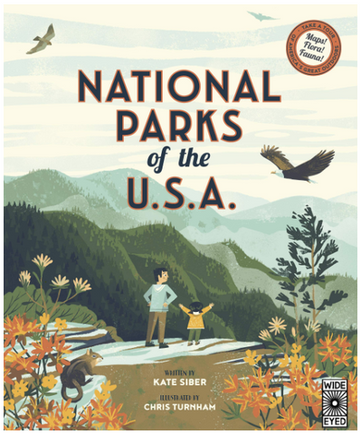 NATIONAL PARKS OF THE USA