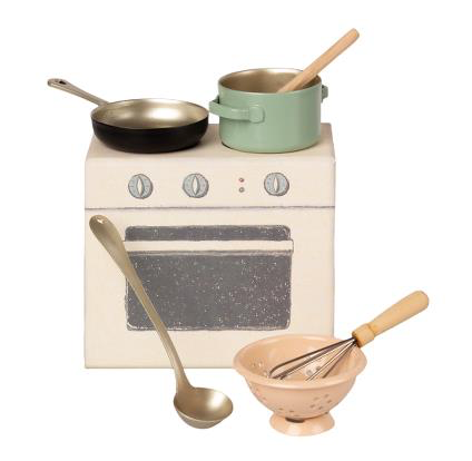 Cooking Set- Stove