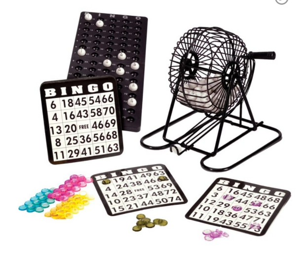 Bingo! Deluxe Parlor Set - TREEHOUSE kid and craft